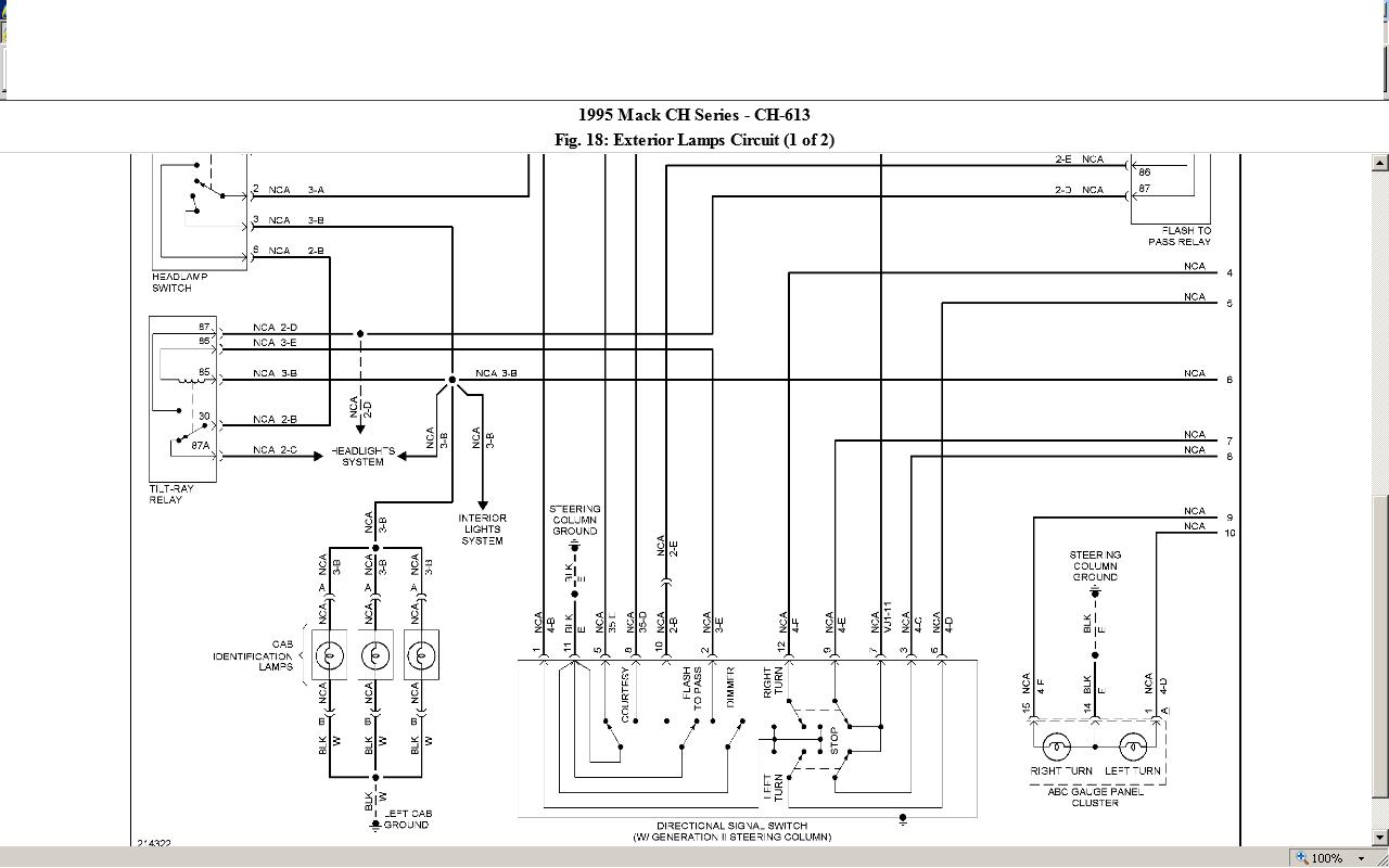 HX_5954] Mack Truck Wiring Diagram Free Engine Schematic All About Wiring  Free DiagramRdona Heeve Mohammedshrine Librar Wiring 101