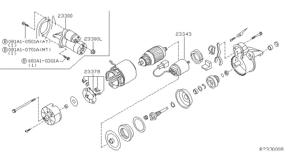 af 7597 2001 nissan sentra starter wiring diagram free diagram 2001 nissan sentra starter wiring