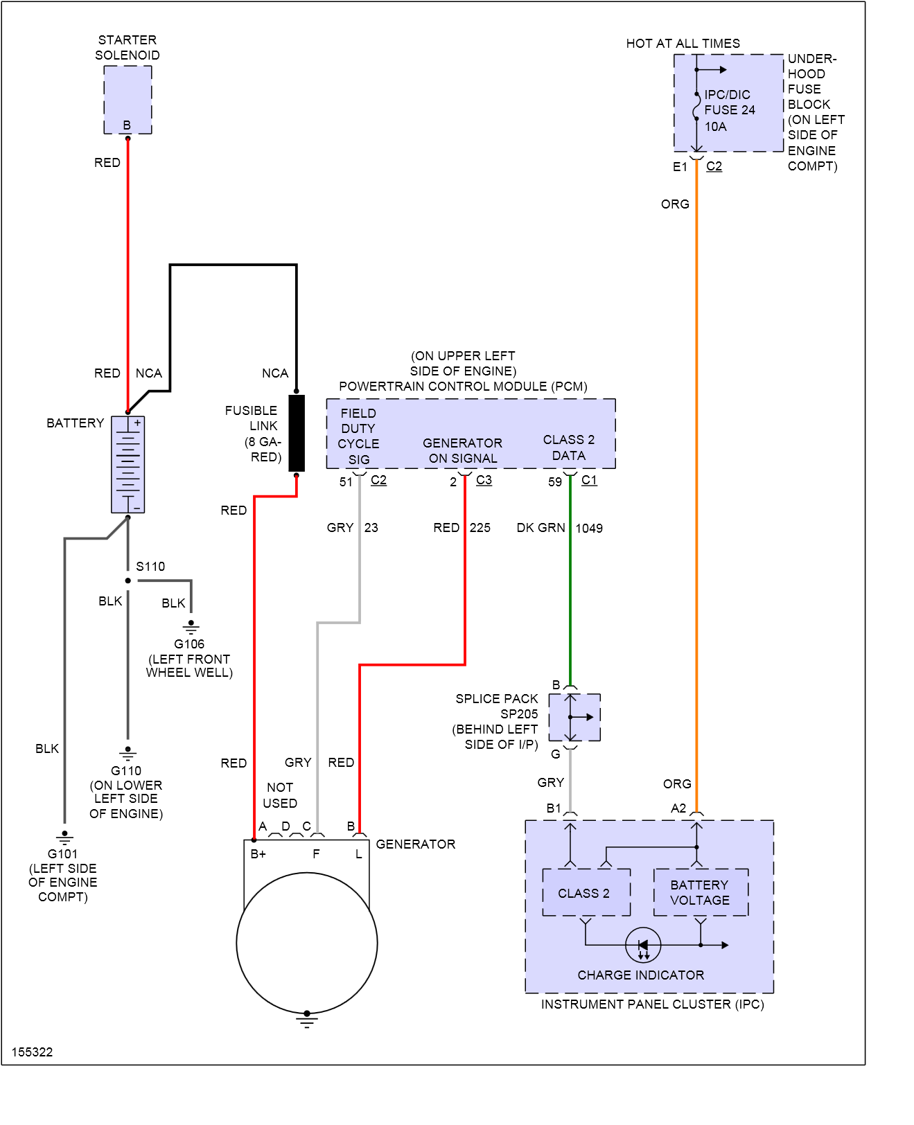 chevy charging system wiring diagram - wiring diagram proportion -  proportion.salatinosimone.it  salatinosimone.it