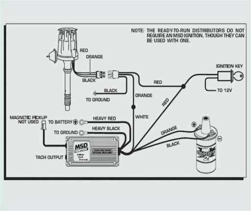 Distributor Wiring Diagram Chevy 305