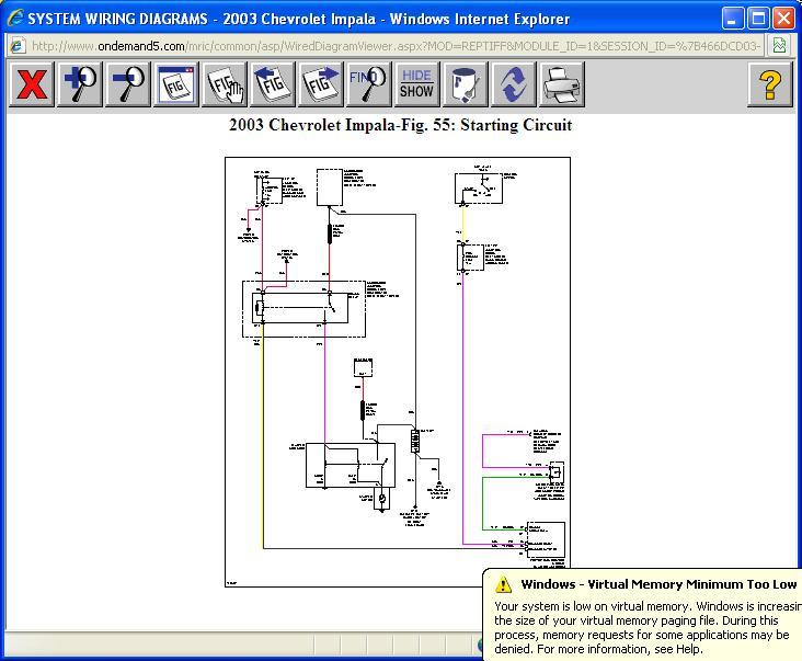 2003 Impala Window Wiring Diagram - Wiring DiagramsVin
