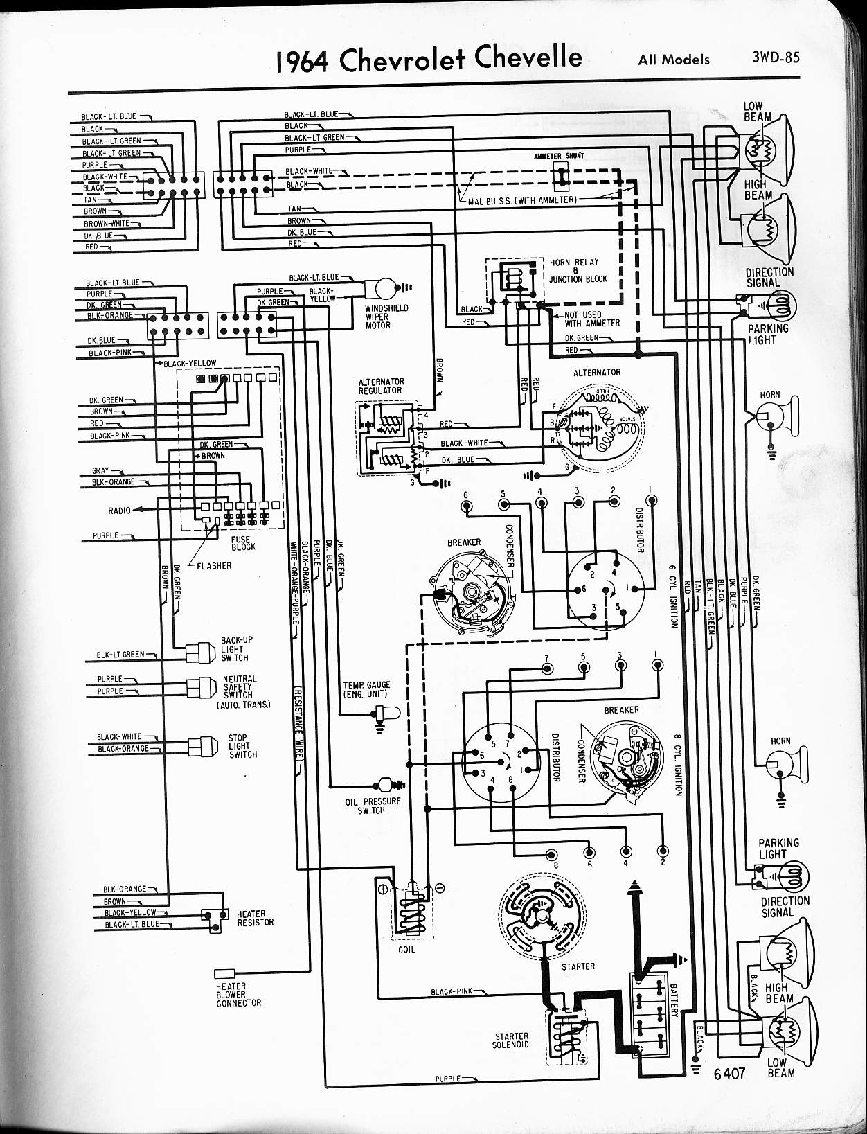 Magnificent Wiring Harness 1964 El Camino Basic Electronics Wiring Diagram Wiring Cloud Ostrrenstrafr09Org