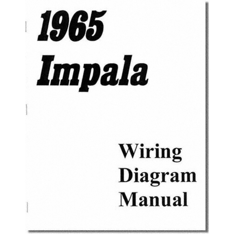 Excellent 1965 Impala Wiring Diagram Wiring Diagram Data Wiring Cloud Loplapiotaidewilluminateatxorg
