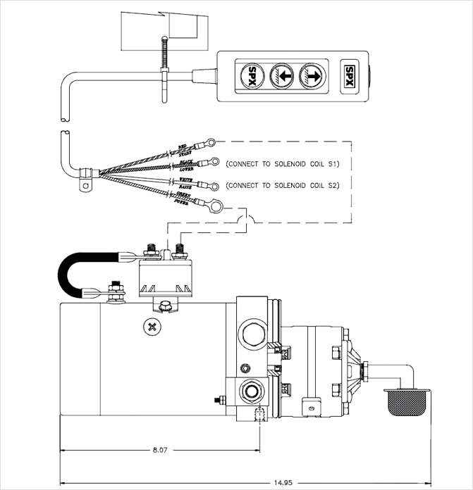 hydraulic dump trailer pump wiring diagram br 2457  dump trailer wiring diagram get free image about wiring  br 2457  dump trailer wiring diagram