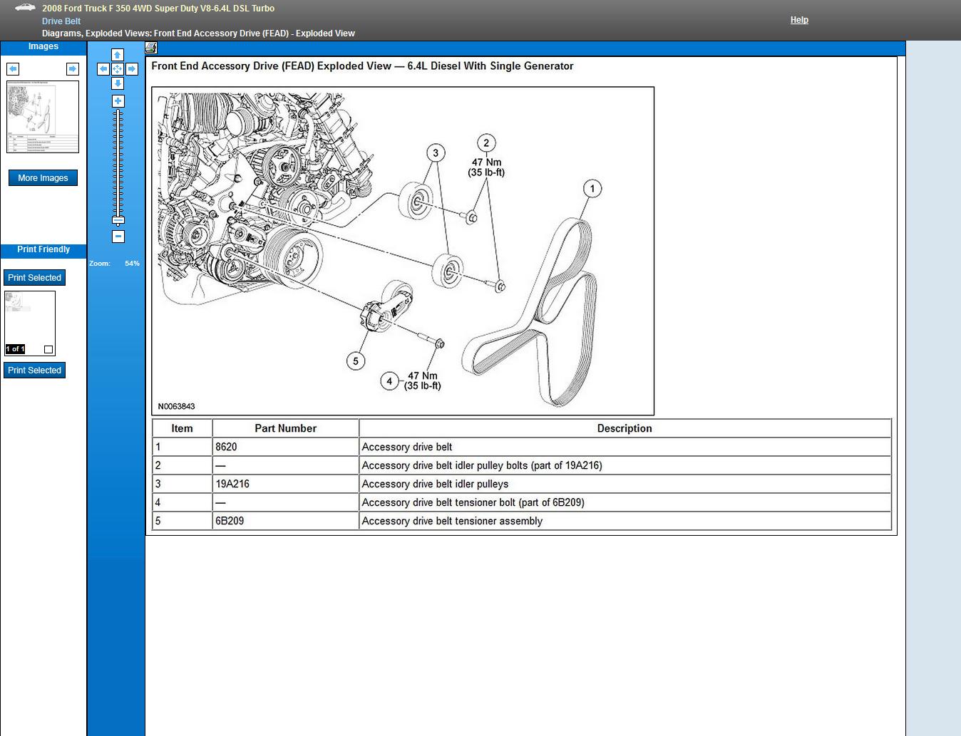 fv_3775] 2008 ford 64 powerstroke belt diagram schematic wiring  none isop odga mohammedshrine librar wiring 101