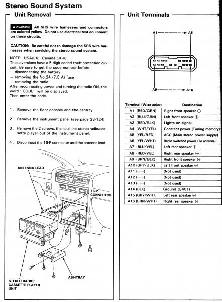 Honda Stereo Wiring Diagram 1995 -Generator Control Wiring Diagram |  Begeboy Wiring Diagram SourceBegeboy Wiring Diagram Source