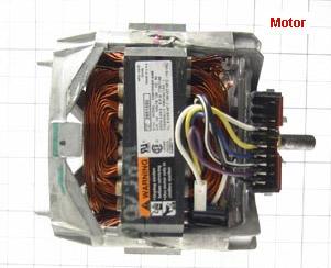 Groovy Testing And Replacing Drive Motor For Whirlpool Washing Machines Wiring Cloud Rineaidewilluminateatxorg
