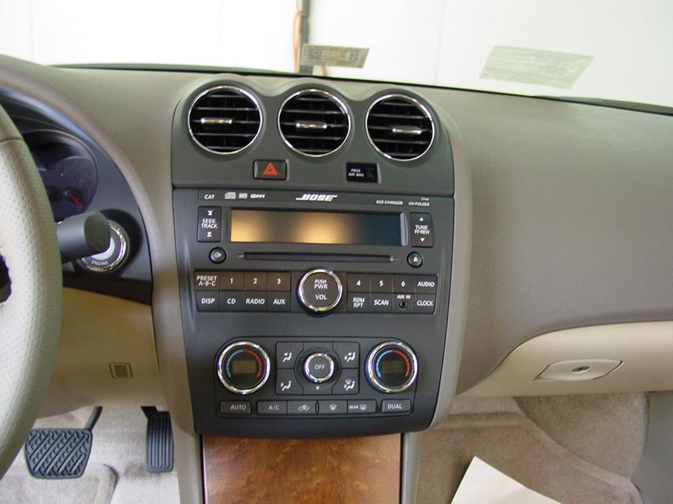Awe Inspiring How To Install New Car Stereo Gear In Your 2008 2013 Nissan Altima Coupe Wiring Cloud Licukshollocom