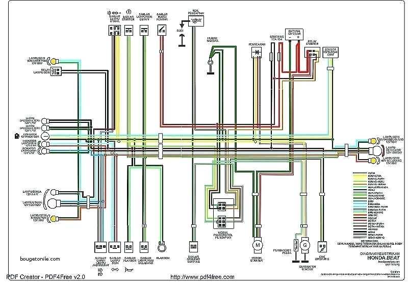 Honda Xl185 Wiring Diagram
