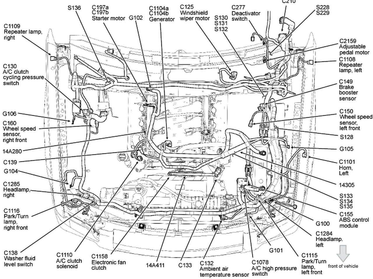 2006 Ford Taurus V6 Engine Diagram Wiring Diagram Effective A Effective A Bowlingronta It