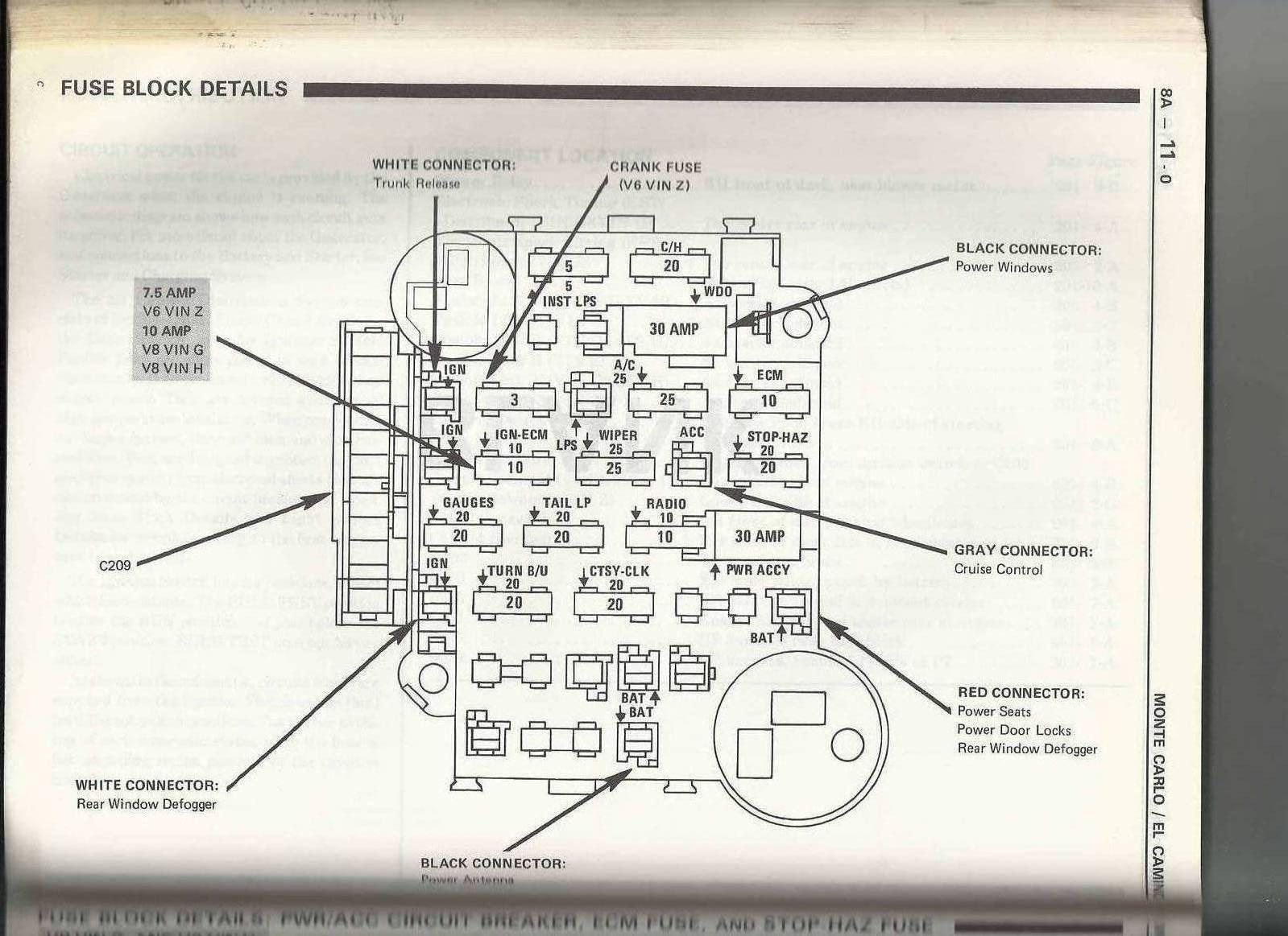 el camino wiring diagram 1977 el camino fuse box wiring diagram e6 1970 el camino wiring diagram 1977 el camino fuse box wiring diagram e6