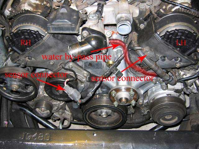 [GJFJ_338]  GK_6568] Lexus Ls400 Water Pump Schematic Wiring | 1990 Lexus Ls400 Wiring |  | Meric Eachi Xeira Mohammedshrine Librar Wiring 101