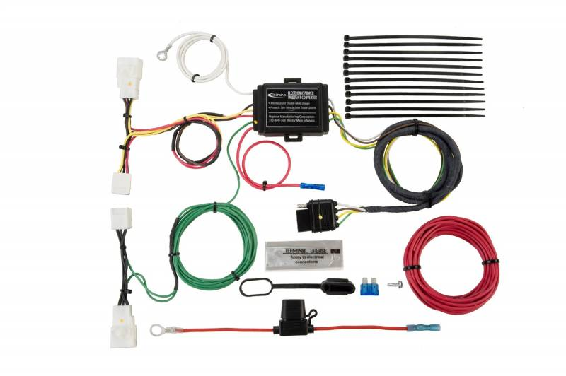 Hopkins Towing Solutions Hopkins 43134 Honda Pilot Plug-in Simple Trailer Wiring Kit