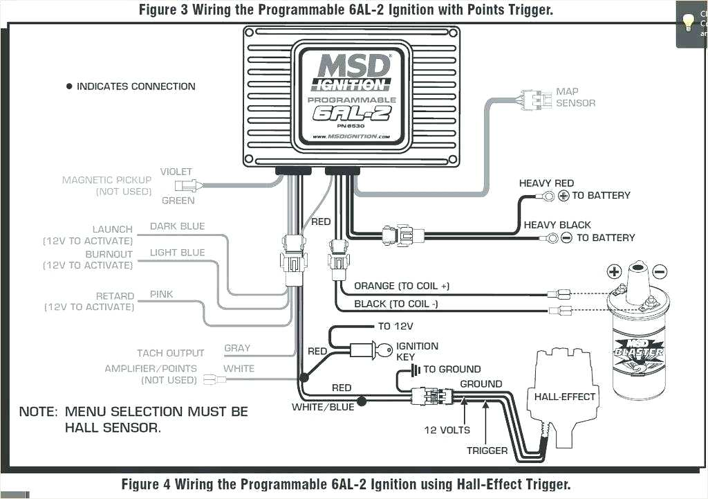 Pleasing Msd Coil Wiring Diagram Ignition Coil Wiring Diagram Tatec Wiring Cloud Uslyletkolfr09Org