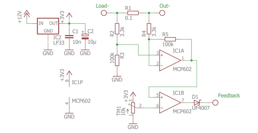 Groovy Adding A Current Limit Feature To A Buck Boost Converter 4 Steps Wiring Cloud Overrenstrafr09Org