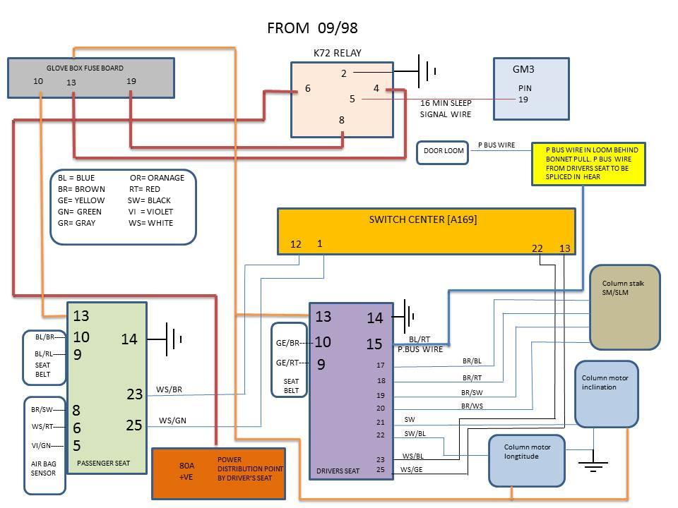 bmw e60 instrument cluster wiring diagram eb 4378  e39 seat wiring diagram  eb 4378  e39 seat wiring diagram