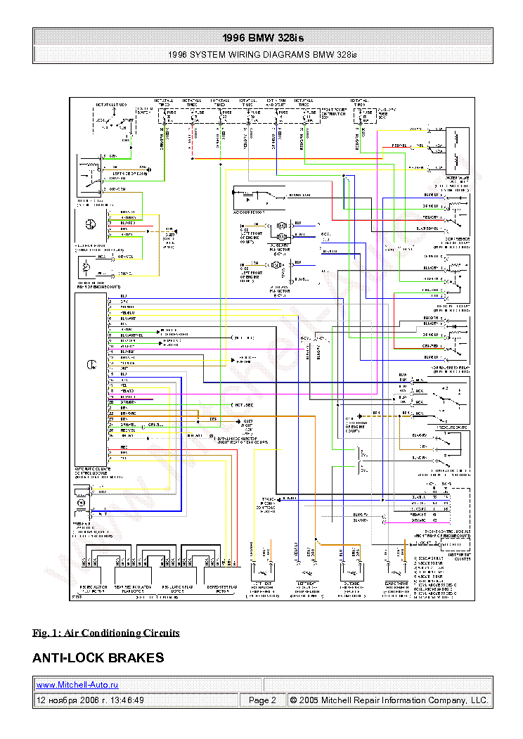 Wondrous 1996 Bmw Wiring Diagram Wiring Diagram Data Wiring Cloud Hemtshollocom