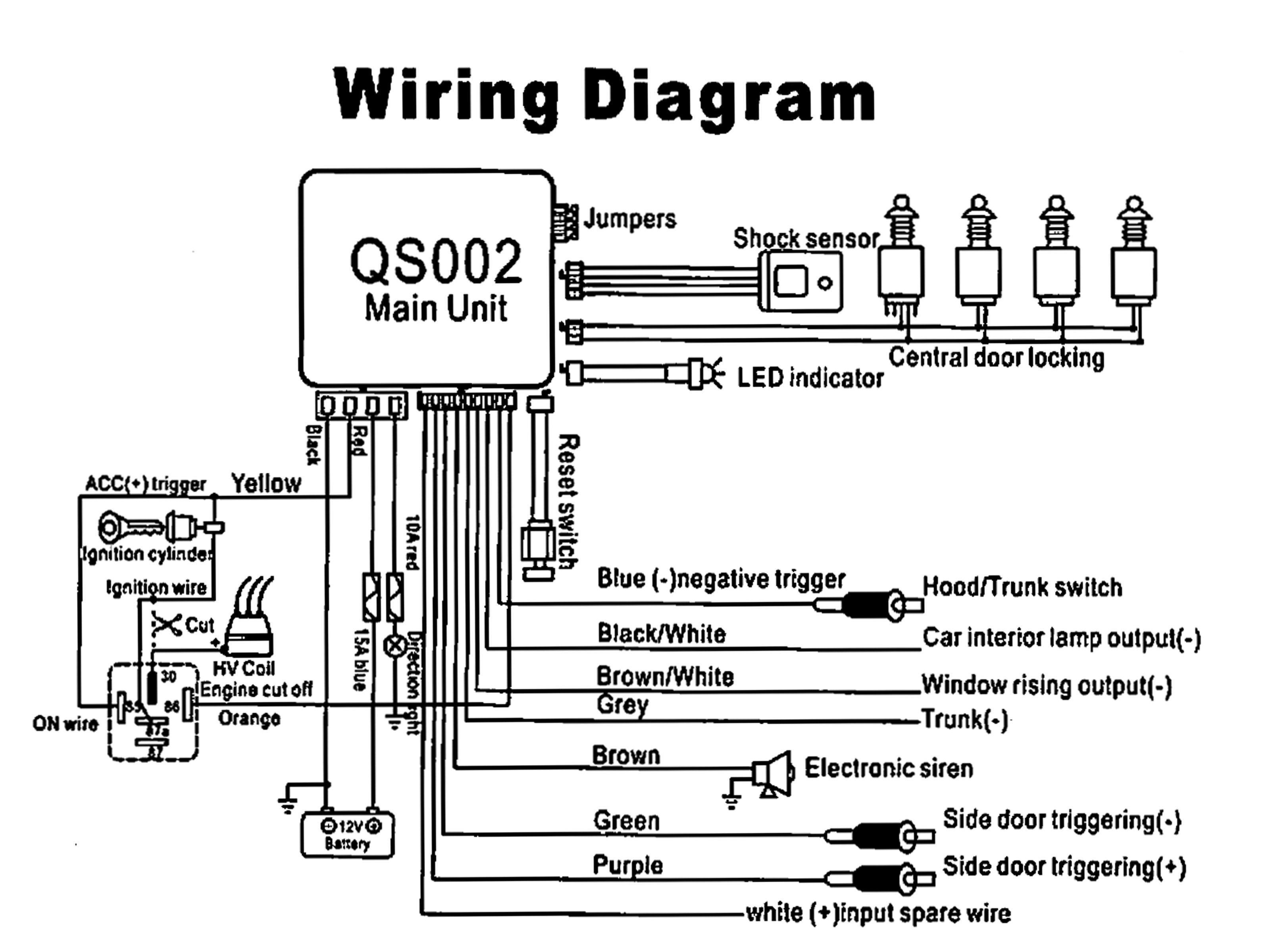 Pleasant Wiring Diagram For Alarm Diagram Data Schema Wiring Cloud Histehirlexornumapkesianilluminateatxorg