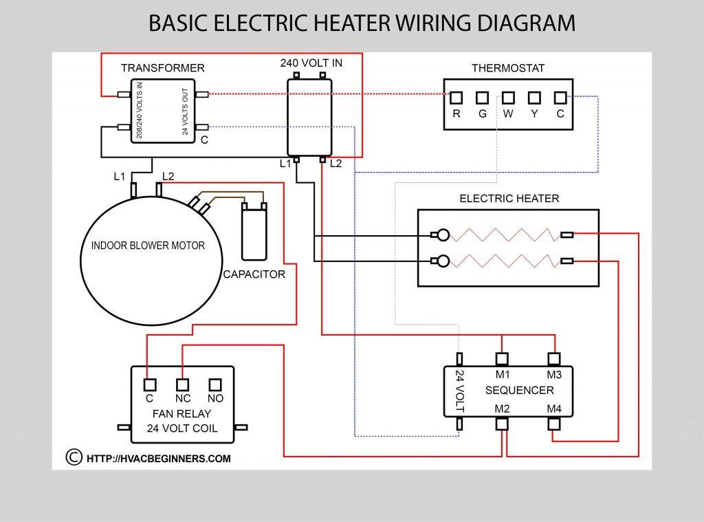 Gas Furnace Wiring Diagram Pdf