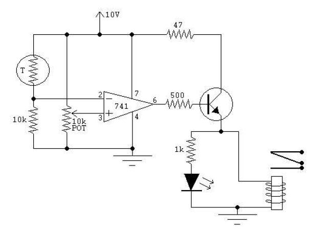 Astounding 8 Pin Temperature Controller Wiring Diagram Basic Electronics Wiring Cloud Hemtegremohammedshrineorg