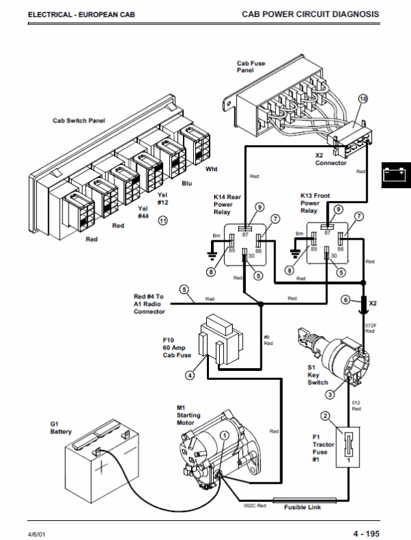 international 2007 4400 starting wiring diagrams te 6485  john deere fuse panel diagram wiring diagram  john deere fuse panel diagram wiring