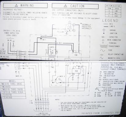 heil air handler wiring diagram goodman remote wire diagram