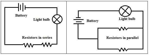 Tremendous Circuits One Path For Electricity Lesson Teachengineering Wiring Cloud Onicaxeromohammedshrineorg