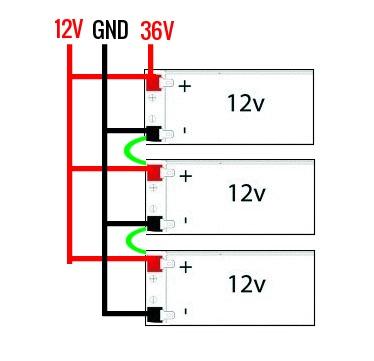 Admirable Series Parallel Battery Wiring Diagram Wiring Diagram Tutorial Wiring Cloud Apomsimijknierdonabenoleattemohammedshrineorg
