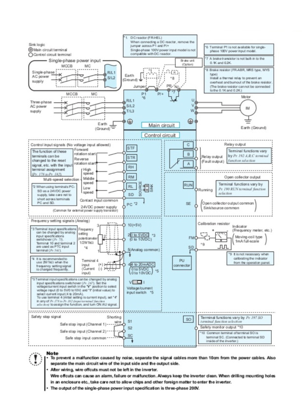 [EQHS_1162]  XS_0903] Mitsubishi Inverter Wiring Diagram Schematic Wiring   Wiring Diagram Inverter Mitsubishi      Www Mohammedshrine Librar Wiring 101