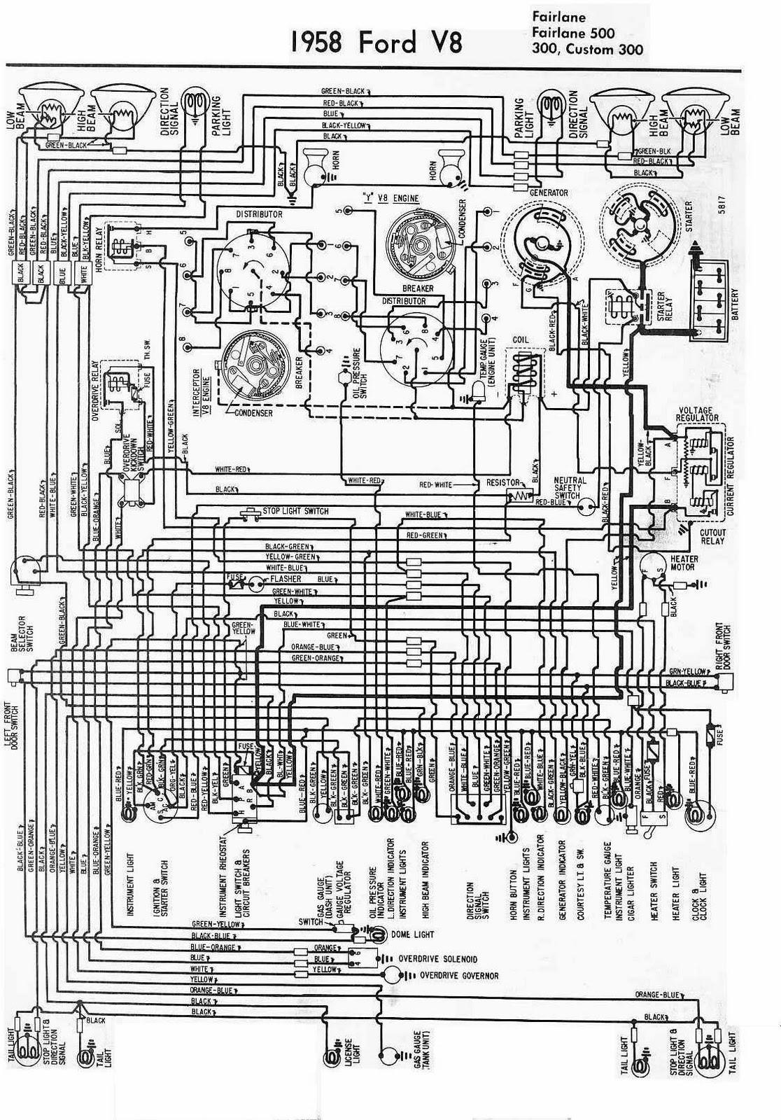 Xy 4232  91 Ford Thunderbird Wiring Diagram Wiring Diagram