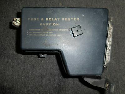 Fabulous 02 05 Dodge Ram 1500 Fuse Box Relay 4 6 V8 Power Distribution Wiring Cloud Overrenstrafr09Org
