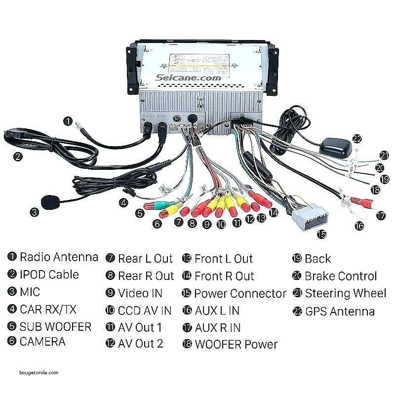 2001 Pt Cruiser Stereo Wiring Diagram