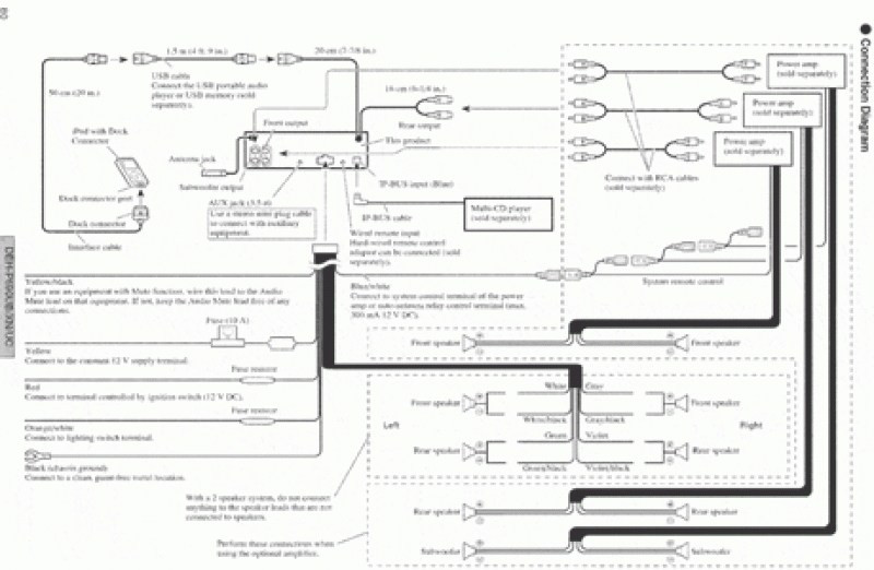 zw9321 deh p2500 wiring diagram deh 1100 related posts