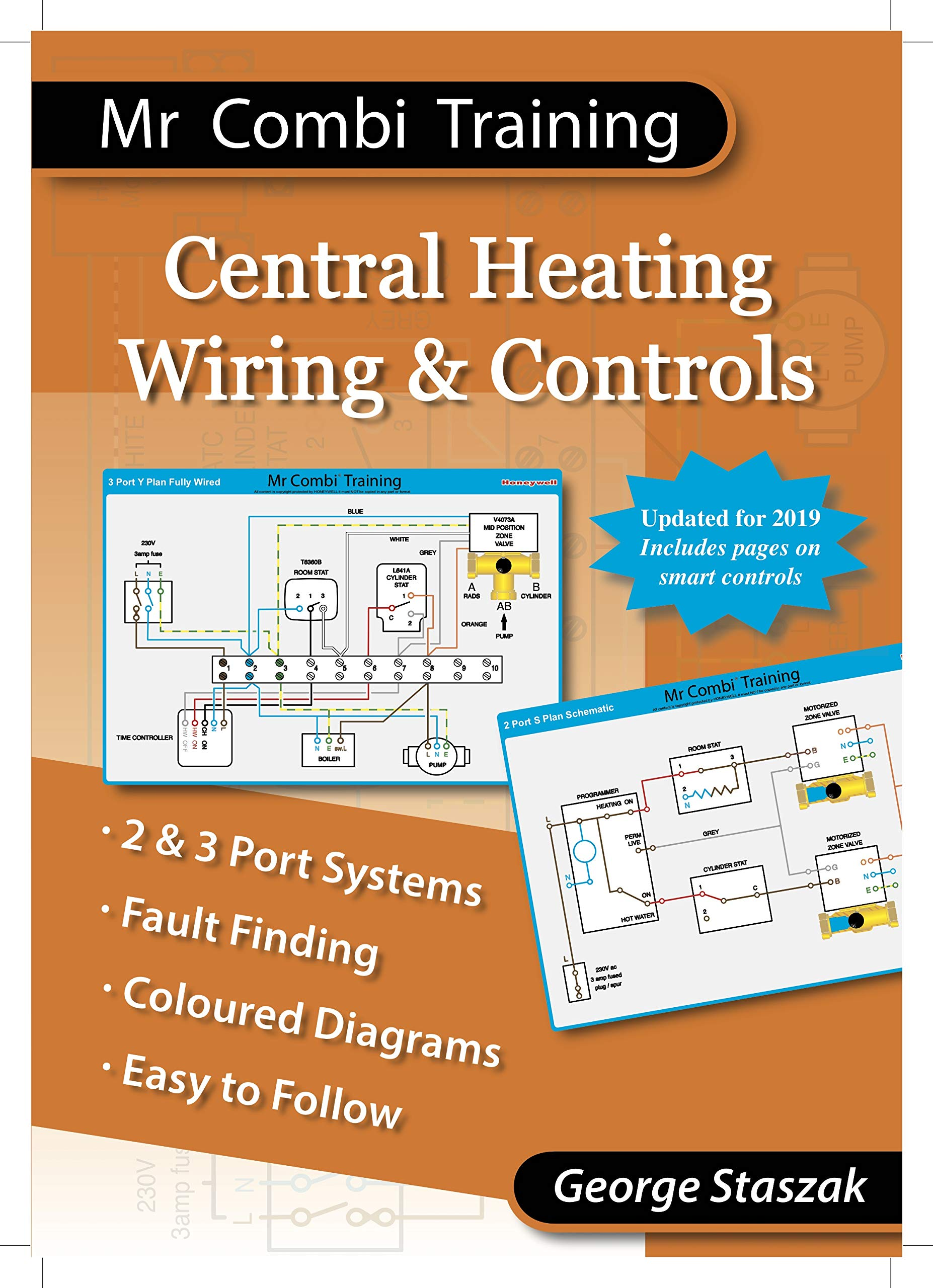 Phenomenal Central Heating Wiring Controls Amazon Co Uk George Staszak Wiring Cloud Onicaxeromohammedshrineorg