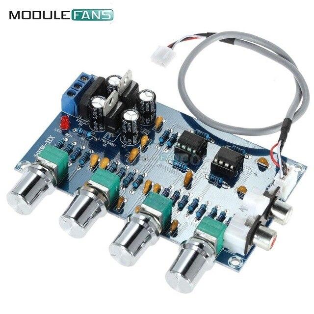 NE5532 Low Noise Operational Amplifier Dual Channel OP Amp Verstärker Module