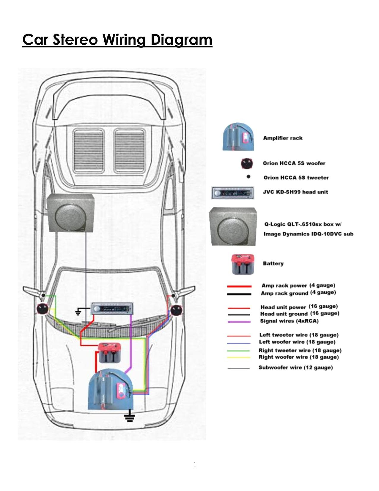 jvc kd g110 wiring diagram tl 9982  jvc car stereo wiring diagram also pioneer car radio  tl 9982  jvc car stereo wiring diagram
