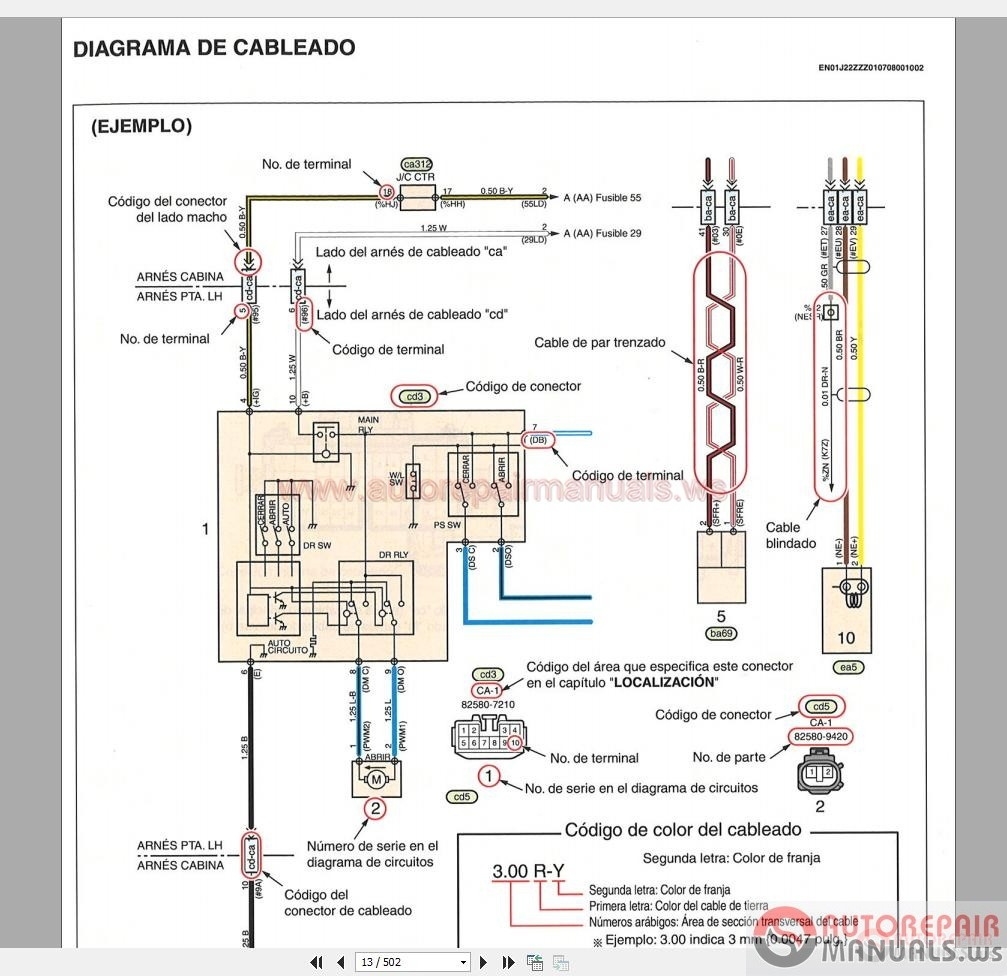 VF_2078] Hino Wiring Diagram Schematic Free DiagramTivexi Tixat Mohammedshrine Librar Wiring 101