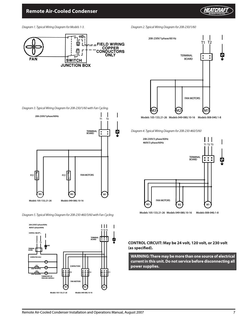 heatcraft evaporator coil wiring diagram fc 6976  bohn wiring diagrams wiring diagram  bohn wiring diagrams wiring diagram