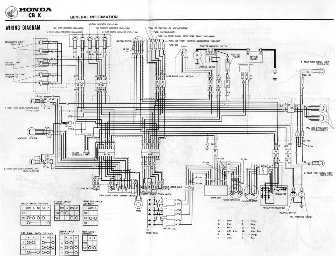 Hd 9013  Wiring Diagram Honda Wave 125 Free Diagram