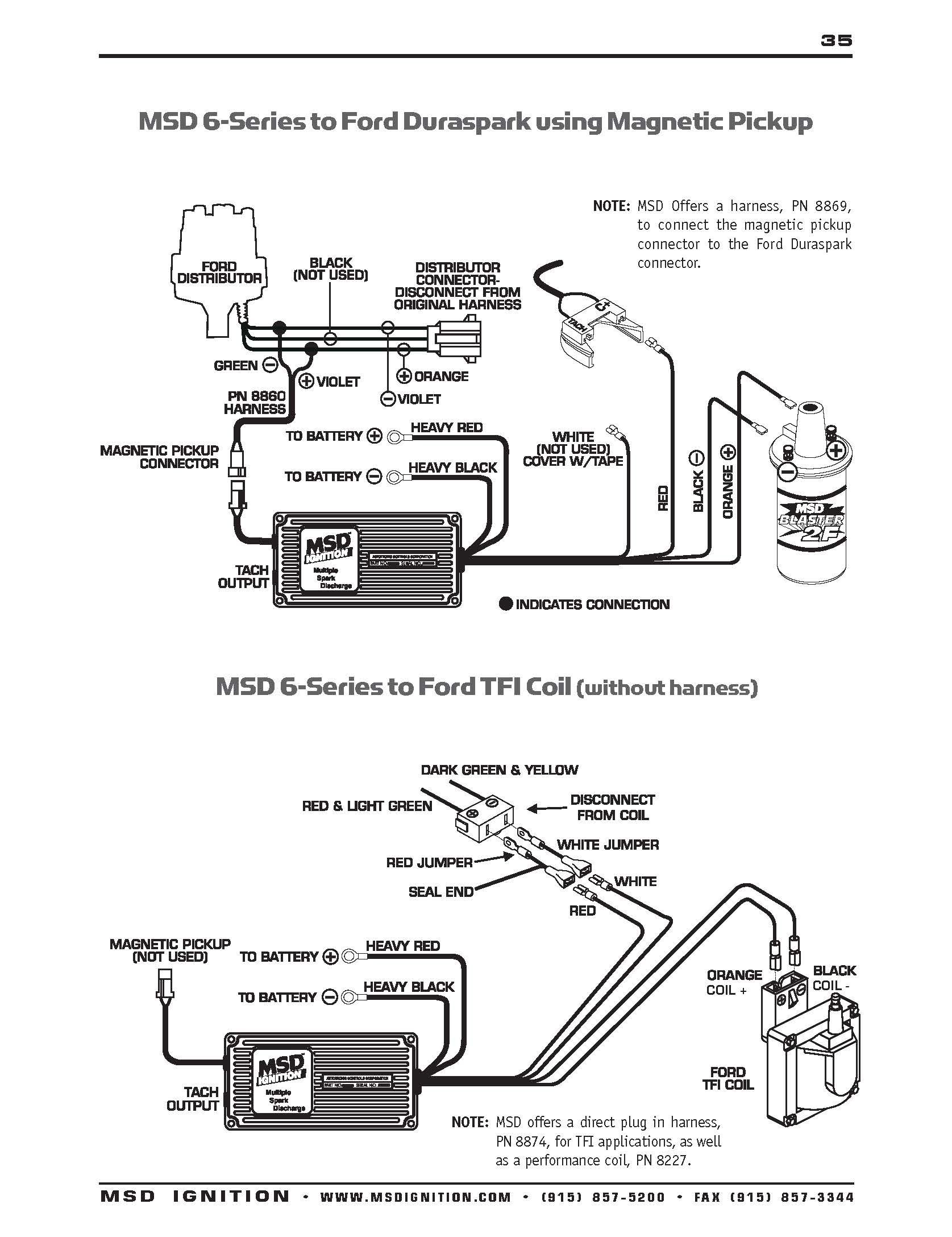 Diagram  Ford 460 Msd Ignition Wiring Diagram Full