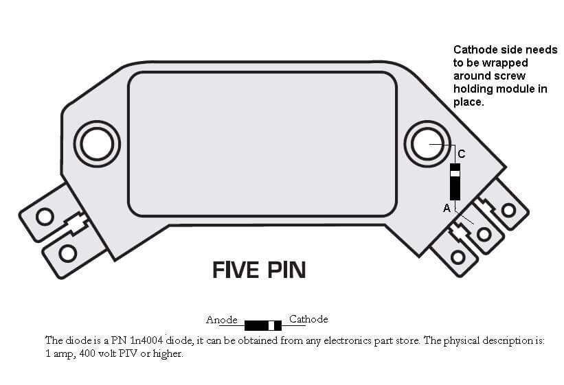 Pleasing Gm 5 Pin Hei Module Wiring Wiring Diagram Data Schema Wiring Cloud Hisonepsysticxongrecoveryedborg