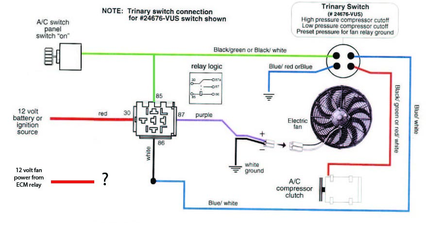 KH_2092] Wiring Diagram Dual Fans Also Vintage Air Trinary Switch Wiring  Free DiagramGray Wedab Mohammedshrine Librar Wiring 101