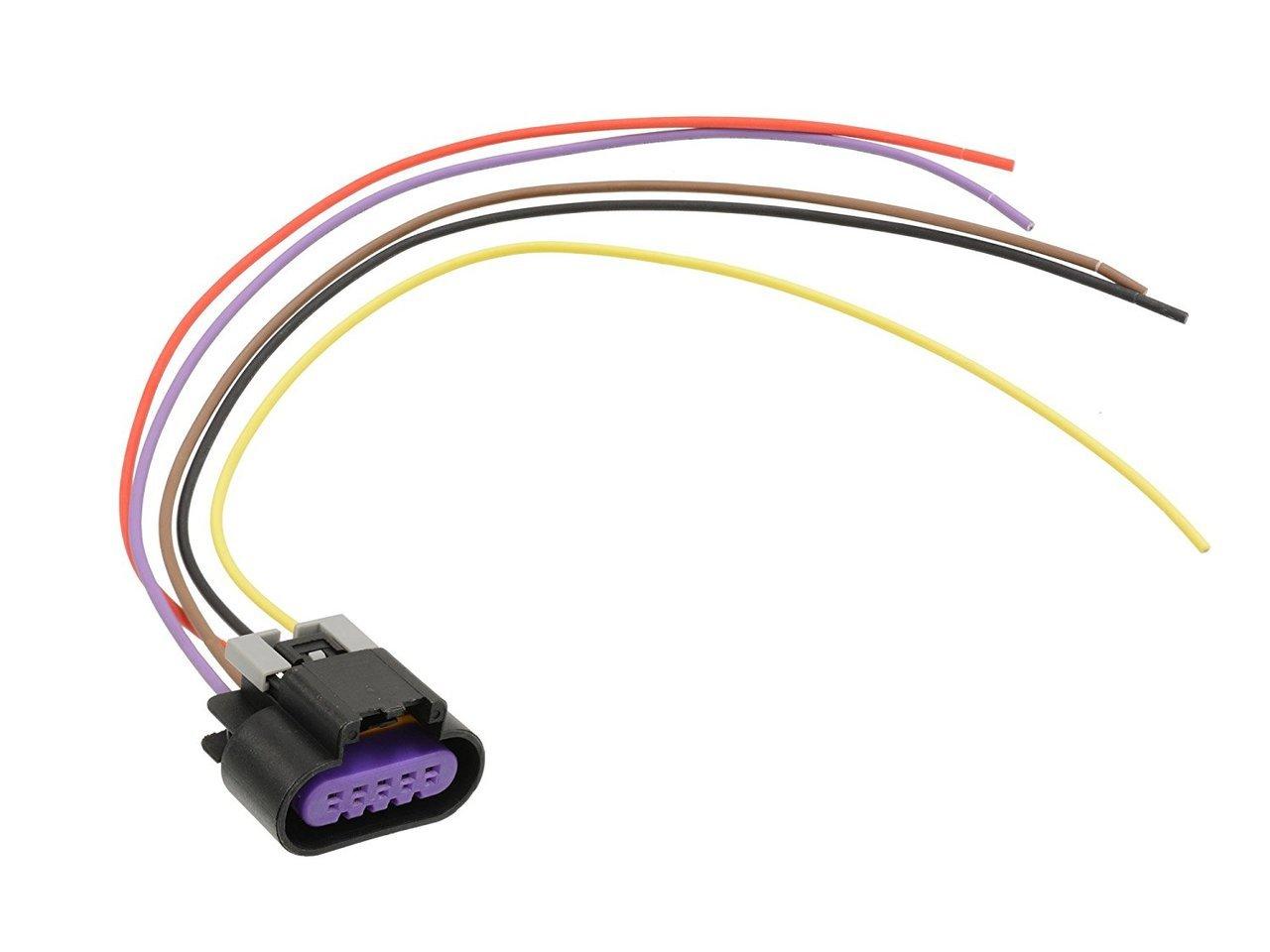 Superb 5 Wire Maf Mass Air Flow Sensor Wire Harness Gm Gmc Cadillac Hummer Chevy Buick Saab Saturn Wiring Cloud Picalendutblikvittorg