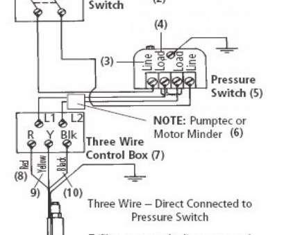 Da 2506 Water Pump Switch Wiring Diagram Schematic Wiring