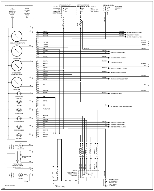 xa9656 crx cluster wiring diagram further honda civic