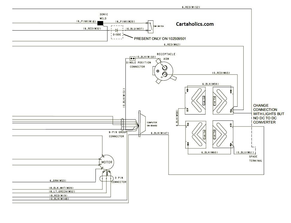 Wiring Diagram For 2008 Club Car Precedent