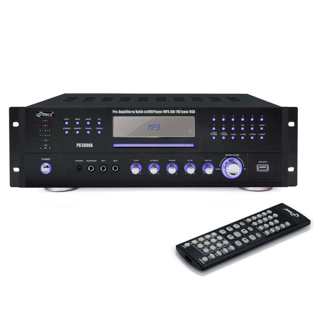Admirable Pylehome Pd3000A Home And Office Amplifiers Receivers Wiring Cloud Hisonepsysticxongrecoveryedborg
