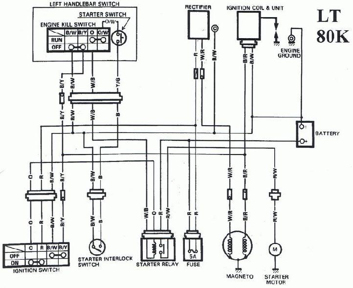 yfs200 wiring diagram diagram wiring  begeboy wiring