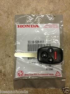 Prime Genuine Oem Honda Accord Keyless Remote Entry Key 2003 2007 Ebay Wiring Cloud Licukshollocom
