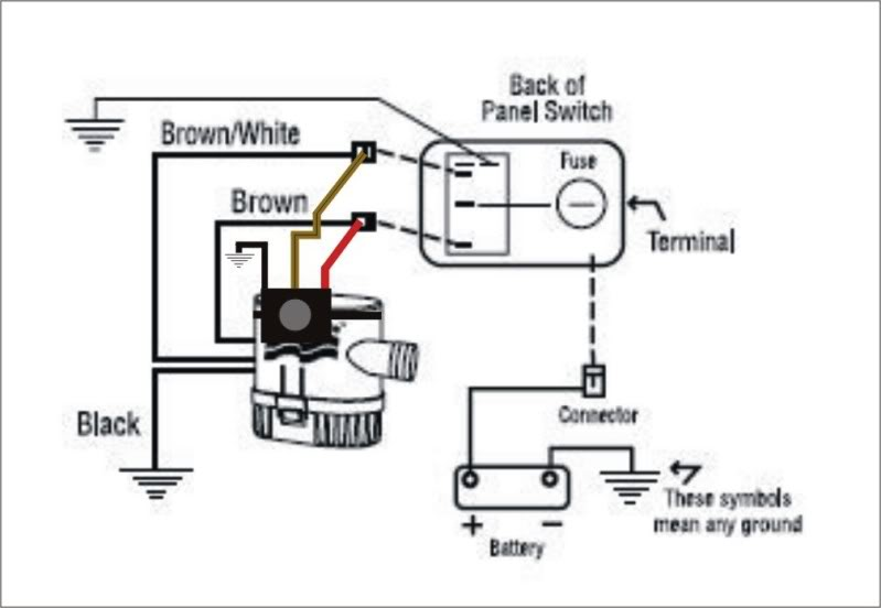 zf9149 rule bilge pump switch wiring diagram besides rule